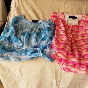 Bundle of a little girl's shirt